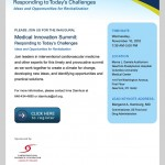 Medical Innovation Summit e-blast gallery